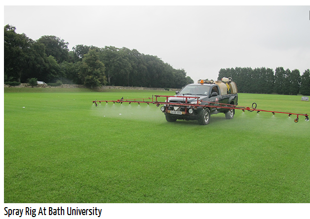 Spraying Truck - ALS Contracts